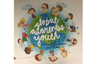 global awareness youth graphic