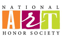 National Art Honor Society logo